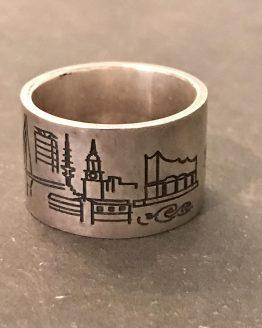 Ring Skyline Hamburg